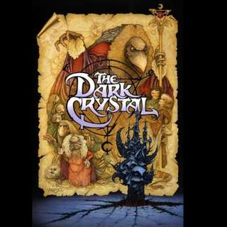[Rent-A-Movie] THE DARK CRYSTAL (1982) [MCC004]