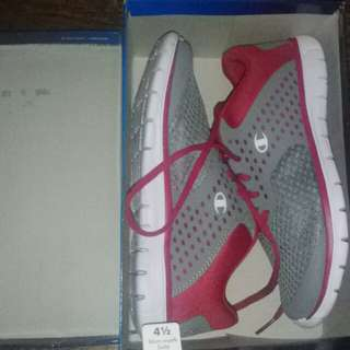 REPRICED: Champion rubber shoes