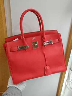 Hermes birkin 30 color 2R