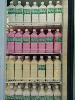 Yogurt kpbs pangalengan