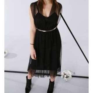 Terranova Black night out dress