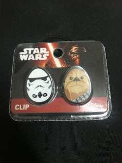 Star Wars 星戰 文具 夾