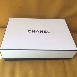 Chanel handbag box 手袋盒