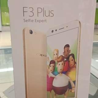 Oppo F3 Plus promo cicilan dp 15%