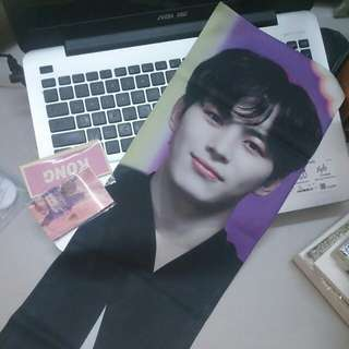 HONGBIN HOLOGRAM SLOGAN SET