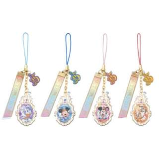 Tokyo Disneysea Disneyland Disney Resorts Sea Land 35th Anniversary Happiest Celebration Strap Set Preorder