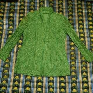 Kebaya hijau