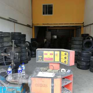 second hand tyre closedown SALE