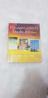 Pembangunan Ekonomi edisi 9 by Michael P Todaro