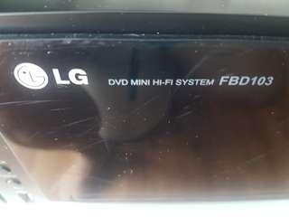 DVD n Hifi player