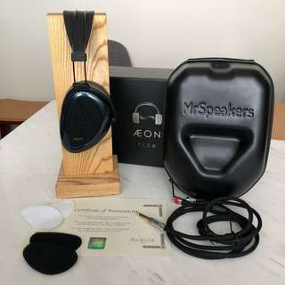 Mr Speakers Aeon Flow Planar Headphones