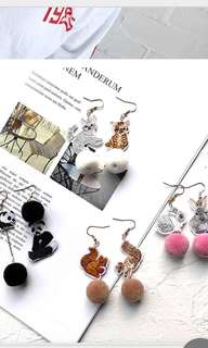 Cute earring/ anting