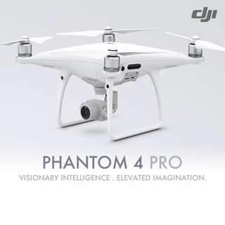 [Instalment Plan] PHANTOM 4 Pro (BRAND NEW)