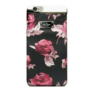 Kate Spade Rose II iPhone 6 Plus - 6s Plus Custom Hard Case