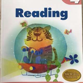 Kumon Reading Grade 4