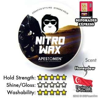 (Free mail) Nitro Wax by APESTOMEN™