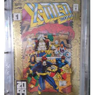 X-Men 2099, Edition# 1 Gold Edition 1993