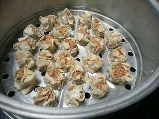 Homemade Pork/Shrimp and Japanese Siomai