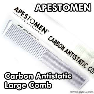 (Free mail) APESTOMEN™ Carbon Antistatic Large Comb