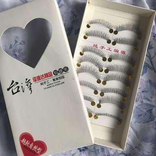 Taiwanese Classic False Lashes
