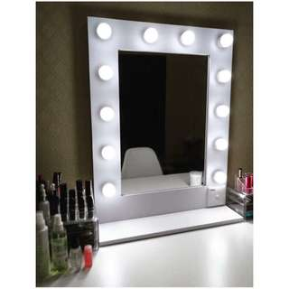 Vanity Mirror with base