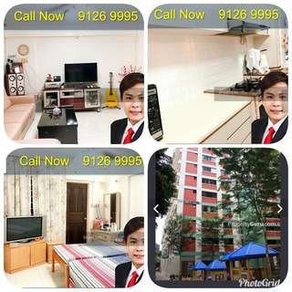 4Rm - Blk 657 Yishun Ave 4 - 10 Mins to Northpoint  City -  1 Min walk to Northland Primary School
