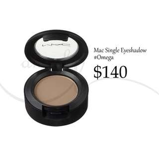 現貨 mac omega single eyeshadow