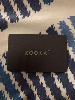 Kookai Voucher for $66