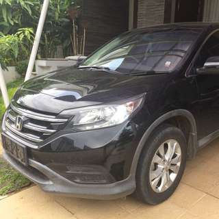 Honda CRV 2.0 AT - 2013