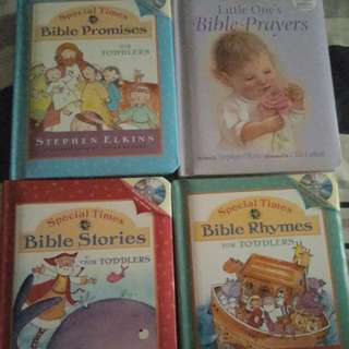 Children's books with cd