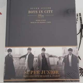 Super Junior Picture Biography