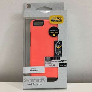 Otterbox Symmetry iPhone 6/6s Case: (Prevail)