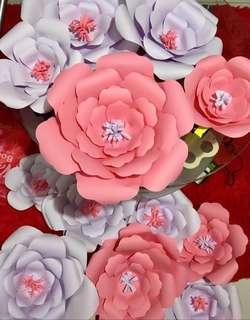 Flower Paper (MTO)