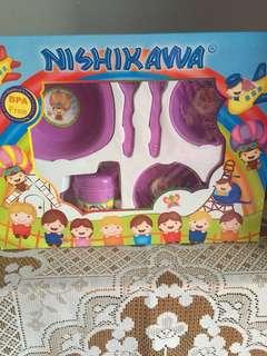 Nishikawa feeding set NO NEGO