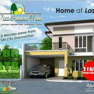 Rent to own house and lot in Dasmarinas Cavite