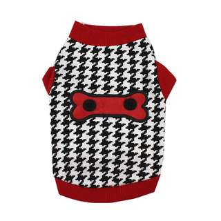 HOUNDSTOOTH SHIRT FOR PETS