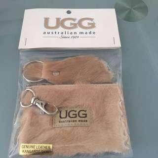 UGG coin bag