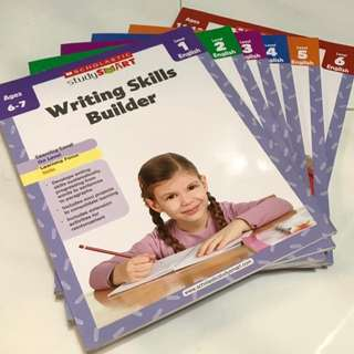 Primary 1-6 English Writing Skills Builder