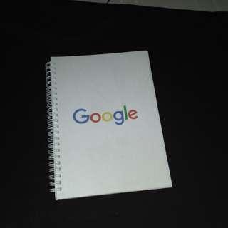 Buku notes Google