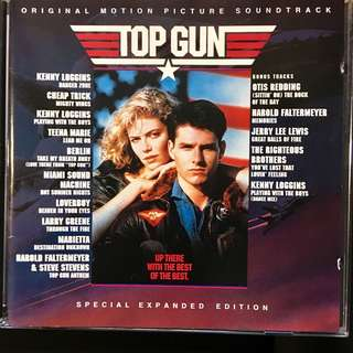 【CD Sale】Top Gun Soundtrack Special Expanded Edition CD