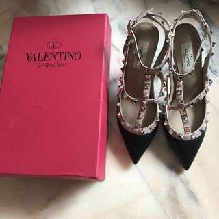 Valentino 2 Straps Heel
