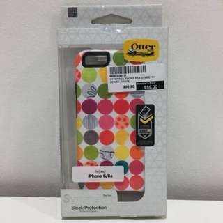 Otterbox Symmetry iPhone 6/6s Case: (Gumballs)