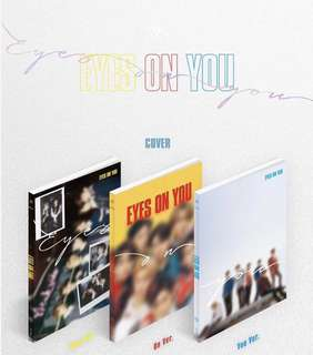 [Eyes ver - Incoming Stock] Got7 - Eyes on You