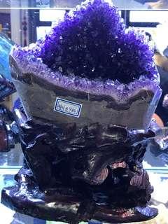 Amethyst Crystal (紫晶球)