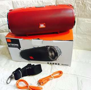 JBL metal EXTREME SPLASH PROOF💦