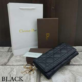 Dior Panarea Purse Black