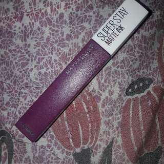 Maybelline Super Stay Matte Ink Shade Believer