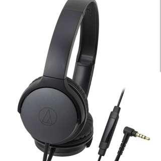 Audio Technica ATH-AR1iS Headphones