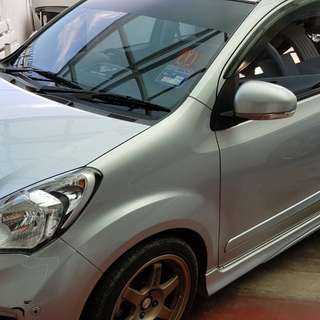 Myvi for grab