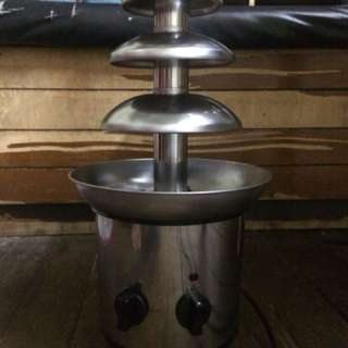chocolate fountain for rent